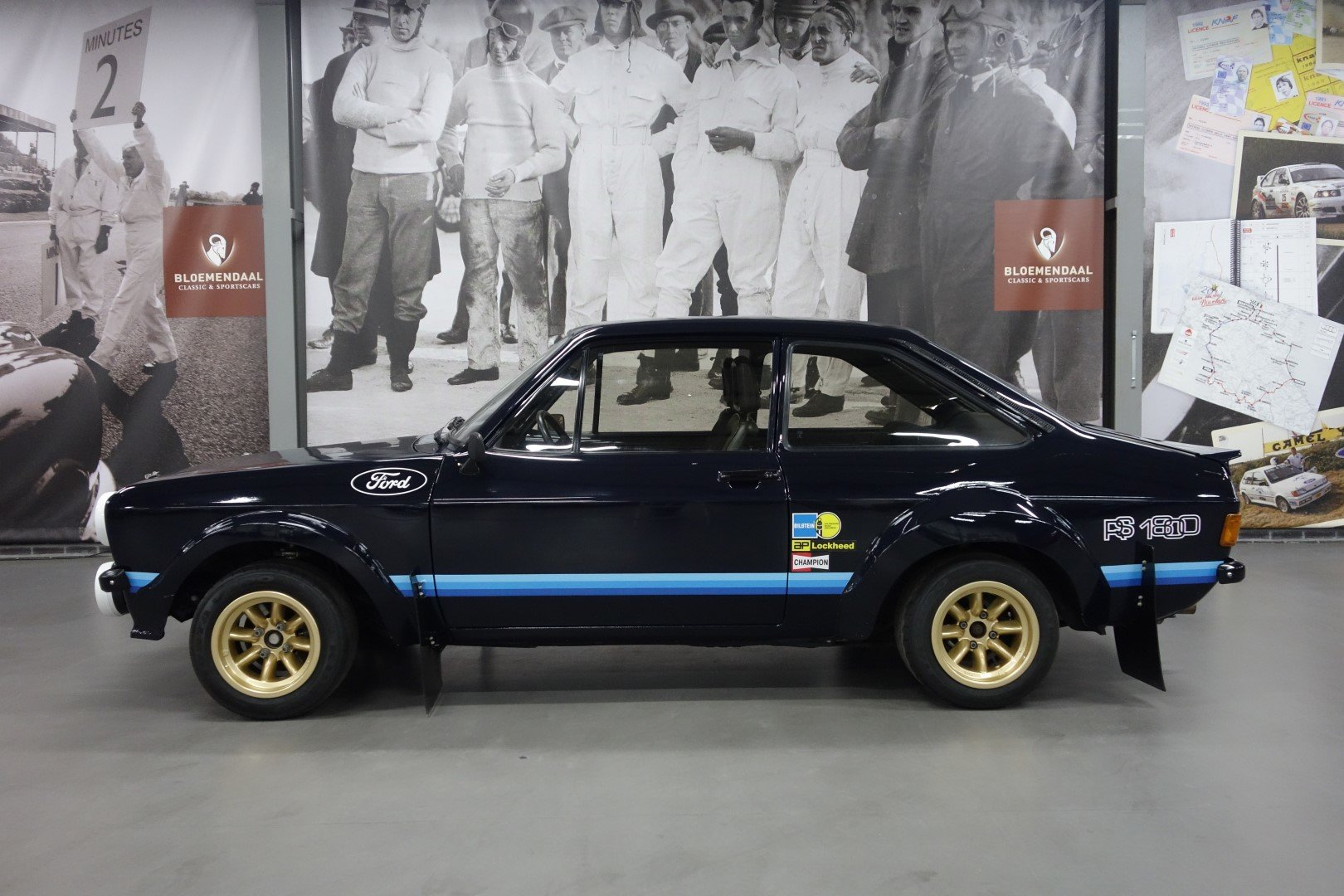 1978 Ford Escort Mk2 RS 1800 BDA For Sale (picture 2 of 6)