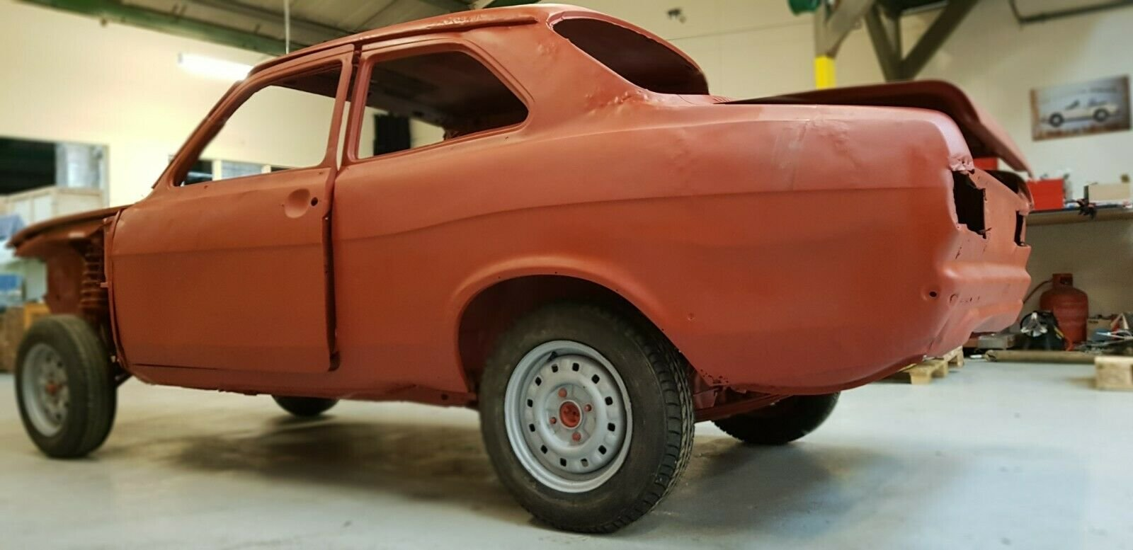 Both Sides Available 2 Centre Chassis Section 1968-1980 1 Side Escort Mk 1