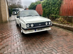 1977 Escort mk2 full xpac kit with rs2000 front For Sale