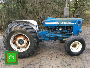 1978 FORD 3600 GREAT LOOKER P/STEERING BIY TYRES ALL WORK SEE VID For Sale