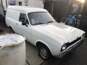 1970 Ford Escort mk1 van For Sale