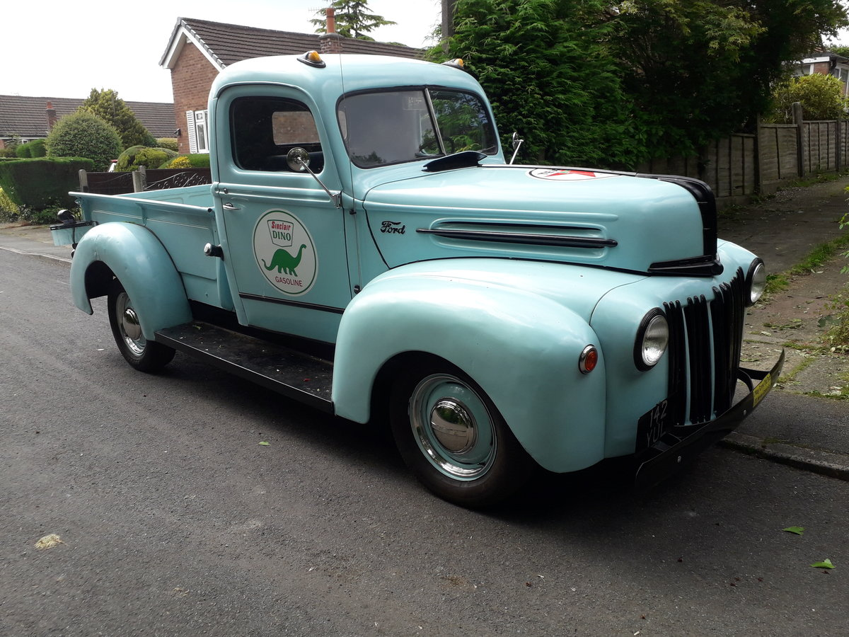 1947 Ford pick up For Sale (picture 1 of 2)