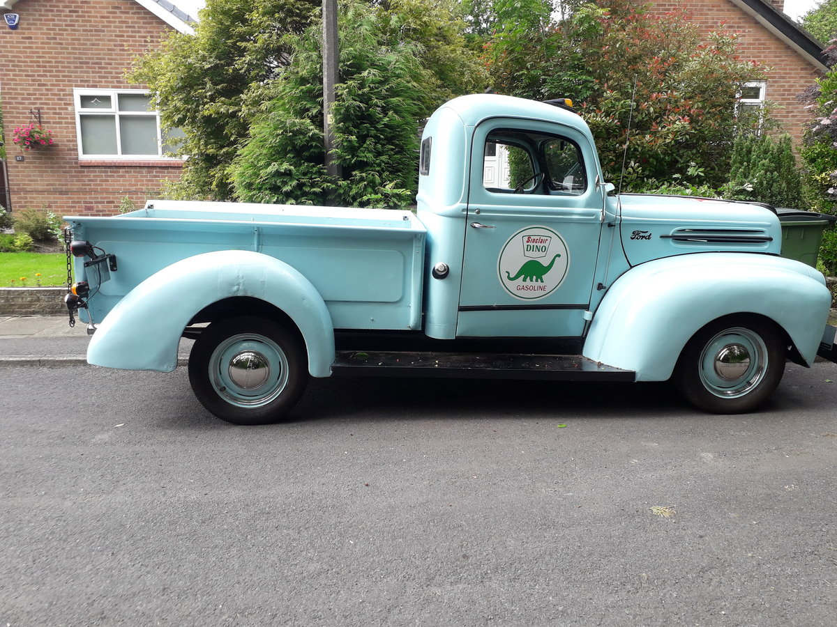 1947 Ford pick up For Sale (picture 2 of 2)