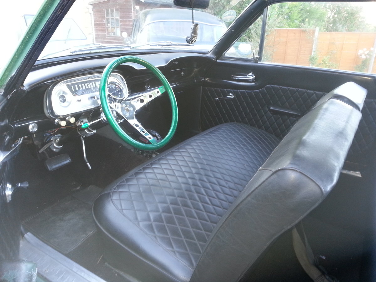 1961 Ford Falcon Two Door Gasser For Sale (picture 5 of 6)