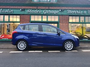 2014 Ford B-Max 1.0 Eco Boost Titanium manual  For Sale