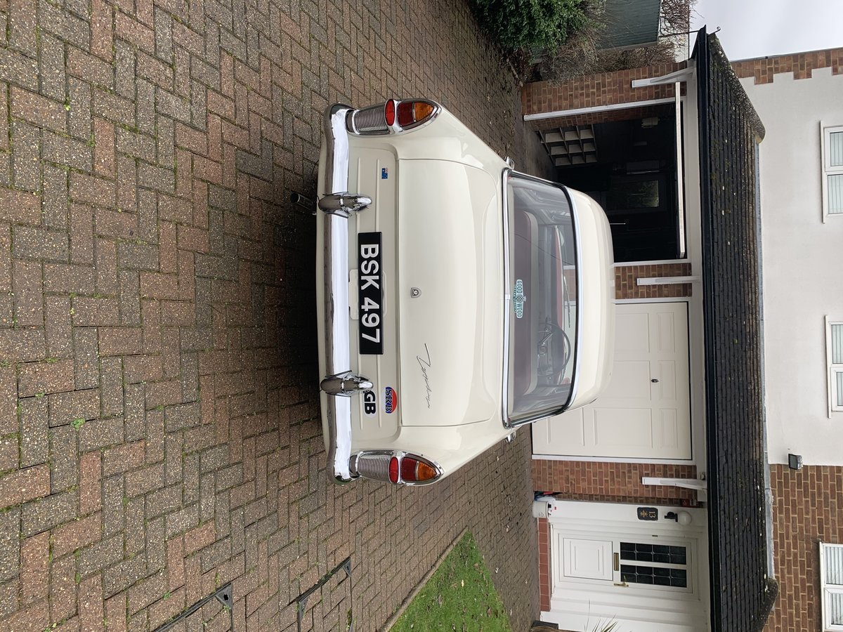 1960 Lowline Ford Zephyr with overdrive For Sale (picture 3 of 5)