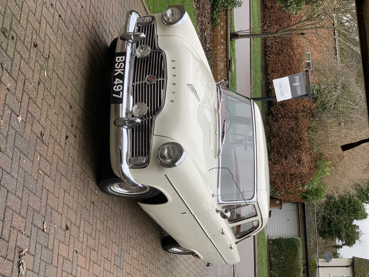 1960 Lowline Ford Zephyr with overdrive For Sale (picture 5 of 5)