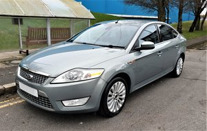 2008 FORD MONDEO 2.0 TDCI TITANIUM X 140BHP 6 SPEED For Sale