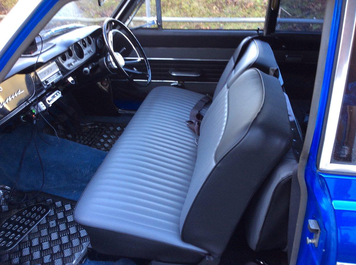 1968 Ford Taunus Ternier 3 Door Estate R/H/D  For Sale (picture 3 of 6)