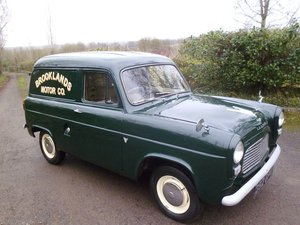 Picture of 1958 Ford Thames 7cwt Van Fully restored SOLD