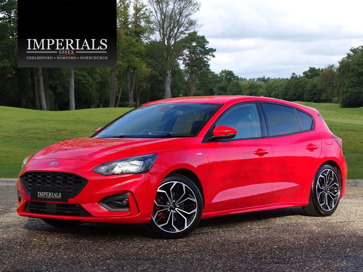 2019 Ford  FOCUS  ST-LINE X  16,948 For Sale (picture 1 of 18)