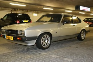 1985 Ford Capri RHD 2800i For Sale