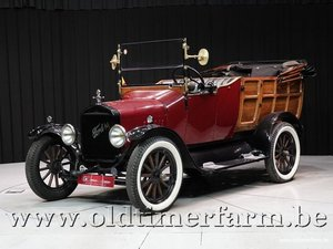 1925 Ford Model T Normande Cabriolet '25 For Sale