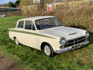 1966 Ford Cortina Lotus Mk1 For Sale