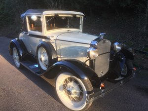 1930 Ford Model A Sports Coupe