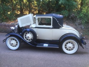1930 Ford Model A Sports Coupe For Sale