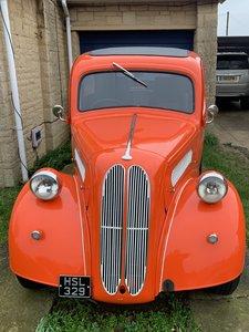 1956 Ford Pop Custom Car
