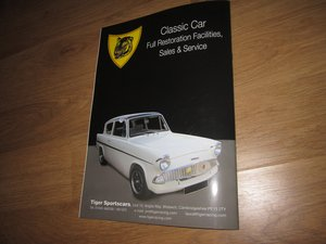 Ford Escort Brochure