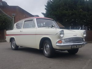 1967 Ford Anglia deluxe For Sale