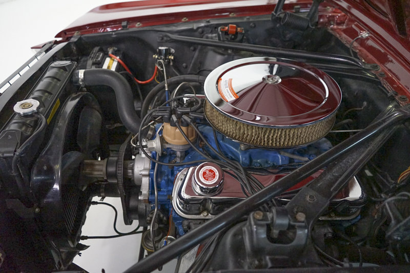 1966 Ford Mustang Convertible For Sale (picture 5 of 6)