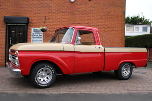 1965 Ford F100 302 V8 Pickup | Restored Huge Upgrades