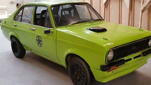 1979 Ford Escort Mk2, 4 Door Rolling Shell For Sale