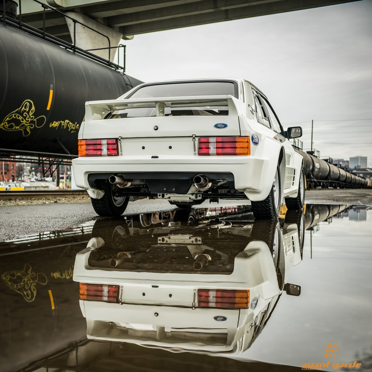 1984 Ford RS1700T Rally = Very Rare 1 Of 18 Made $469k For