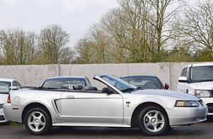 Left hand drive ford mustang 3.8 v6 auto 2003 lhd