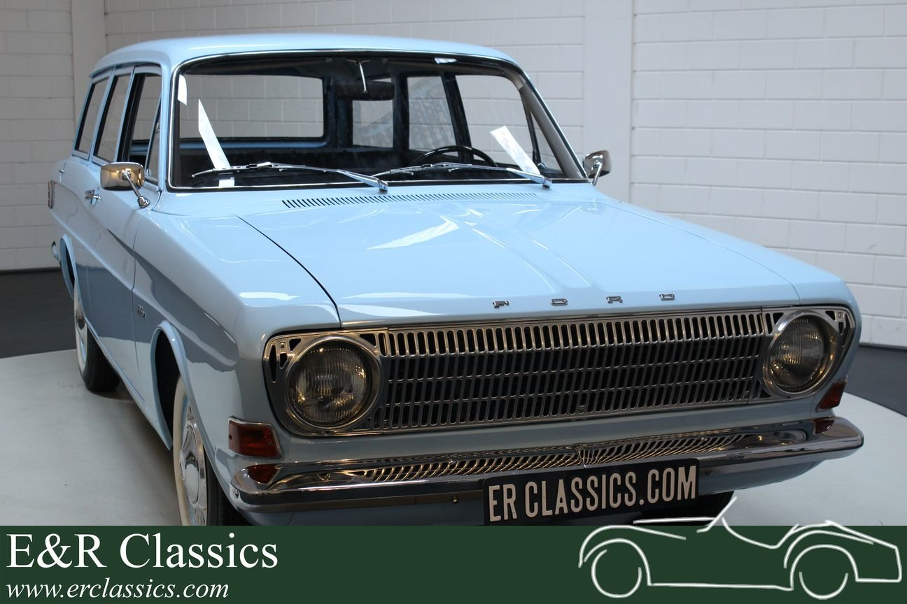 Ford 12m Turnier 1969 Station Wagon For Sale Car And Classic