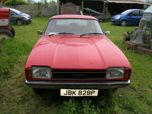 1975 ford capri very sound rust free body For Sale