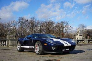 2006 Ford GT Ex Johnny Hallyday