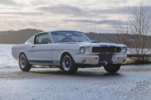 1965 Mustang Shelby GT 350 For Sale by Auction