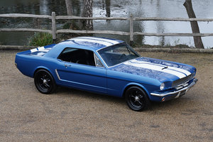 1965 65 Ford Mustang 302 Restomod 5 Speed For Sale