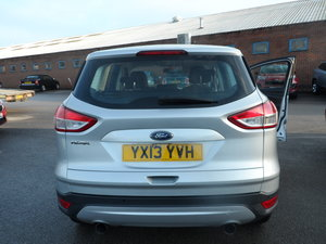 2013 KUGA 4X4 2LTR DIESEL IN BLUE 85K WITH F.S.H MOTED 2021 NICE
