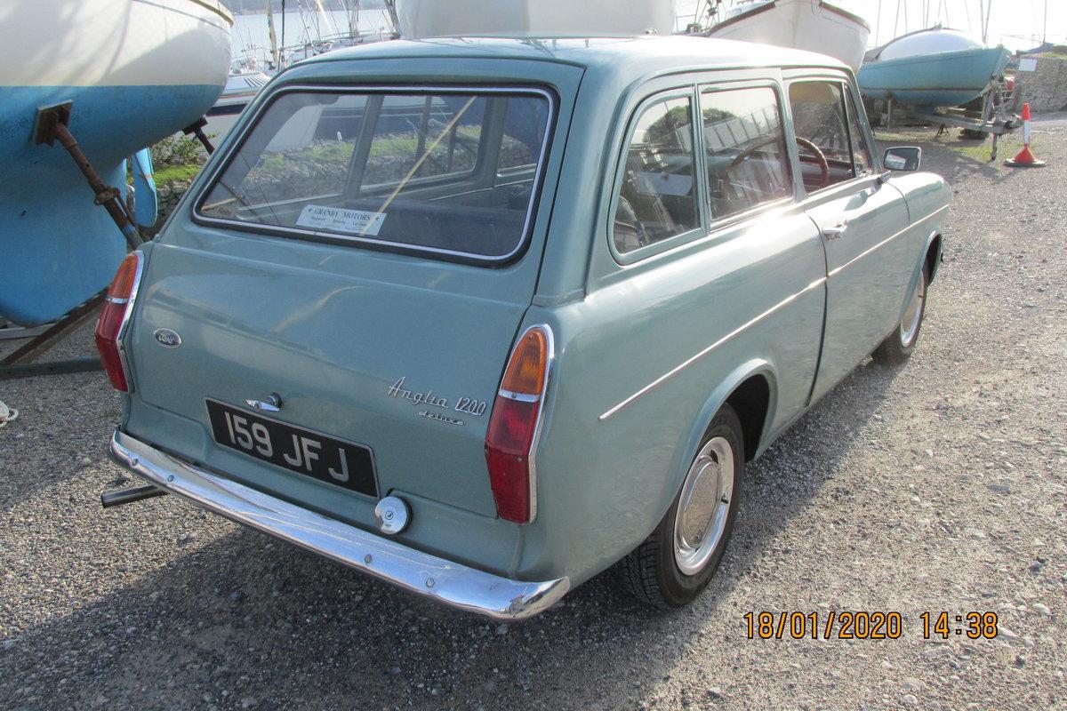 1964 Ford Anglia Estate De Lux. For Sale (picture 2 of 6)