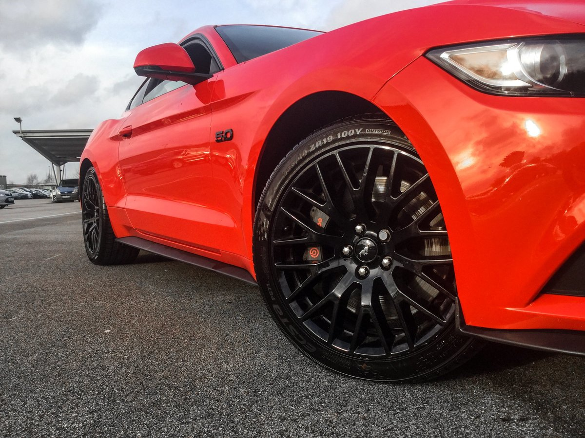 2016 Ford Mustang GT Fastback - Full MOT and FSH For Sale (picture 5 of 6)