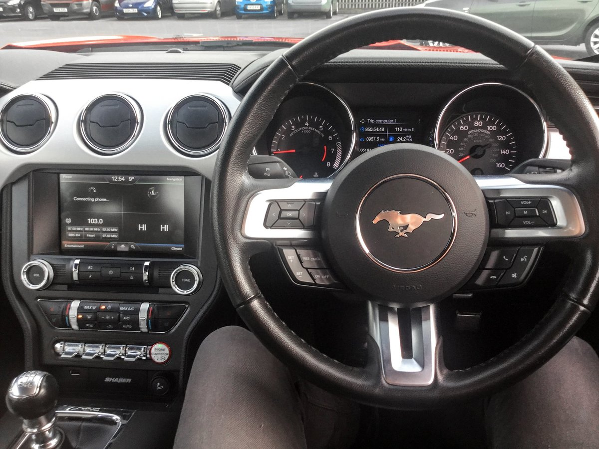 2016 Ford Mustang GT Fastback - Full MOT and FSH For Sale (picture 6 of 6)