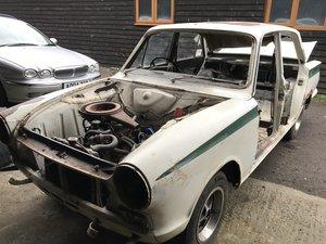 rare 1965 cortina mk 1 restoration ideal race rally
