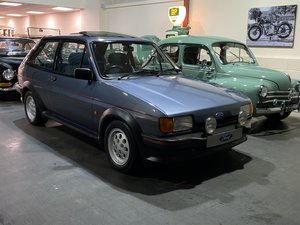 1989 Ford XR2-the best available-concours restoration. For Sale