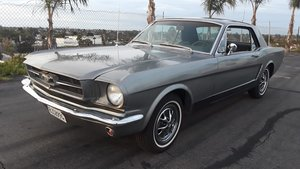 1965 Ford Mustang great condition many new parts