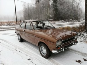 1977 Ford Escort 1300 GT  SOLD