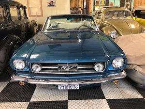 1965 1964.5 Mustang Convertible GT Tribute Brilliant