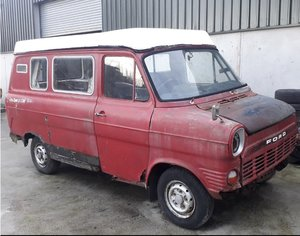 1968 Ford transit mk1 camper