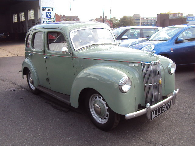 1951 Ford prefect For Sale (picture 1 of 6)