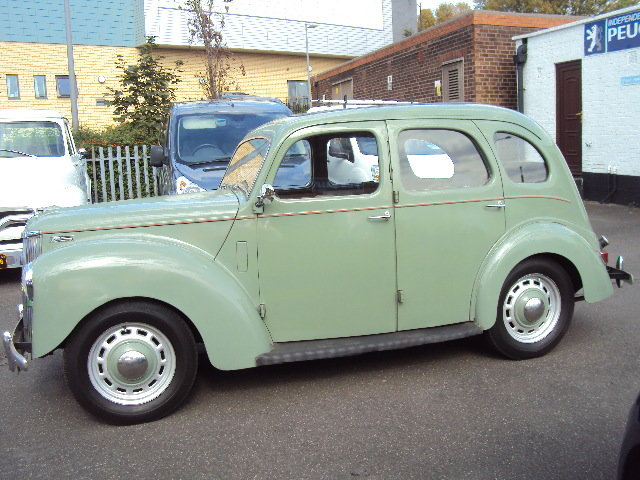 1951 Ford prefect For Sale (picture 2 of 6)