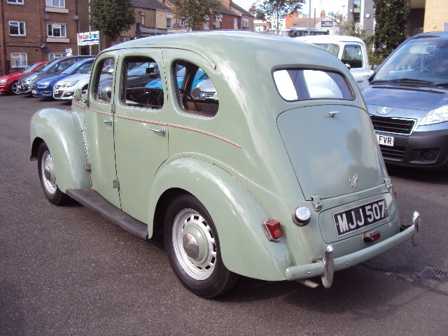 1951 Ford prefect For Sale (picture 3 of 6)