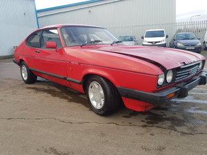 1986 Ford Capri 2.8i - Needs Restored