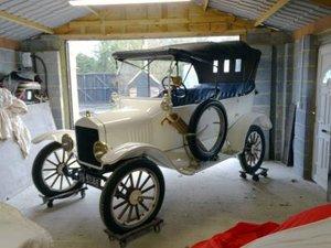 1921 Ford Model T Tourer