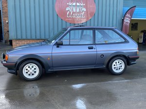 1989 Ford XR2-the best available-concours restoration.