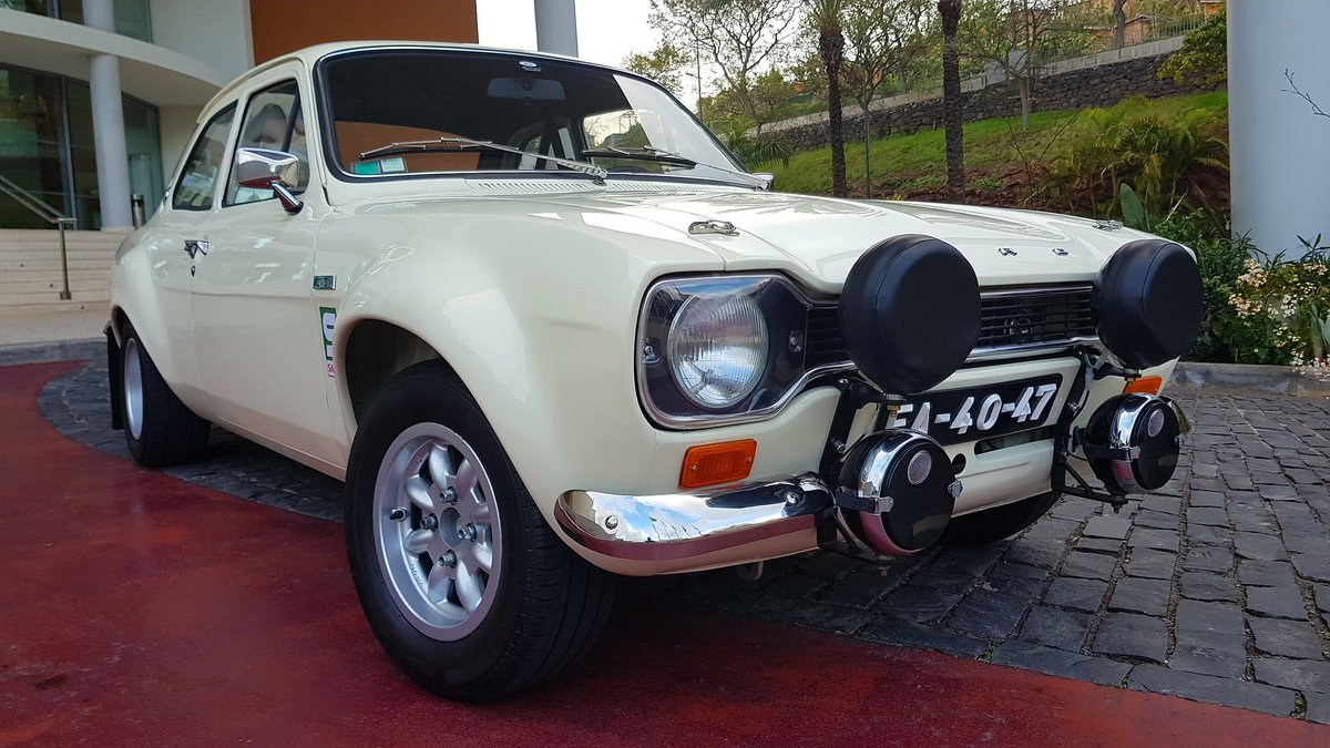 1971 Ford Escort Twin Cam  ( Lotus  TC ) For Sale (picture 1 of 6)